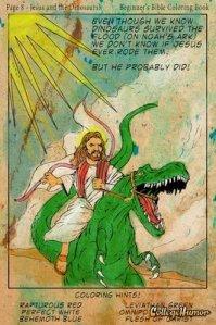 DinosaurJesus