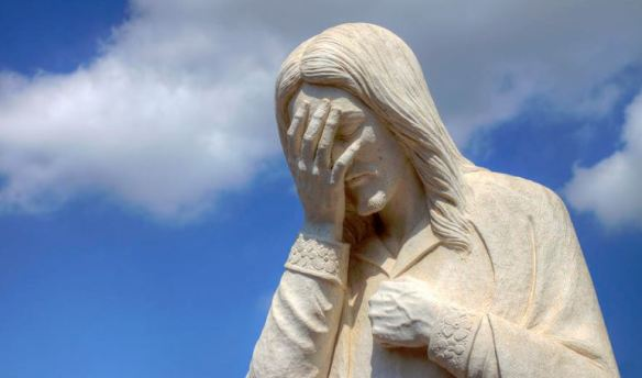 The Classical Apologists Facepalming Misuse of Scripture