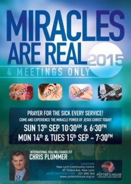 miraclesarereal